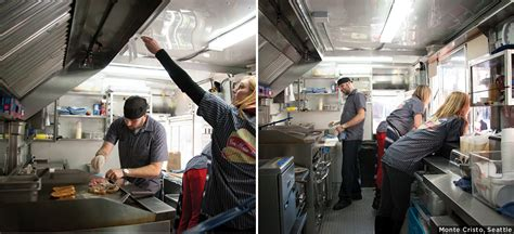 Food Truck Kitchen Design Northwest Mobile Kitchens Portland Or 97282 Angies List