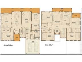 6 bedroom floor plans 171 home plans home design