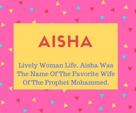 celebrity girl meaning in urdu what is aisha name meaning in urdu aisha meaning is