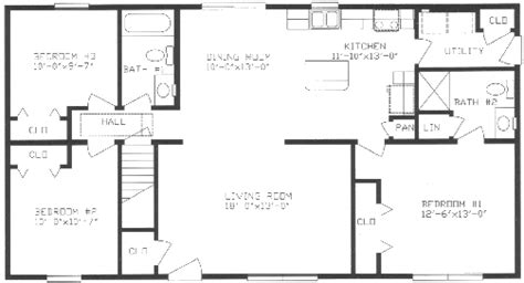 split ranch floor plans floor plans for split level houses split level floor plans floor split level homes plans split