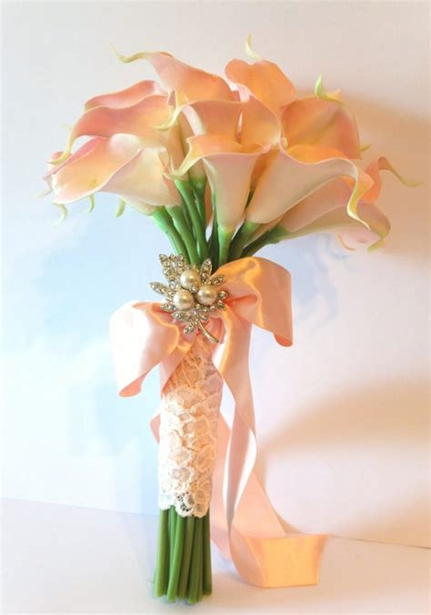 Set Lili Blue Pink 1000 images about bridal bouquet on