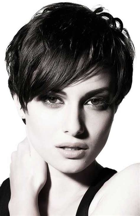 Moderne Kurzhaarfrisuren Frauen by Cool Pixie Cut Ideas Kurzhaarschnitt Fransen