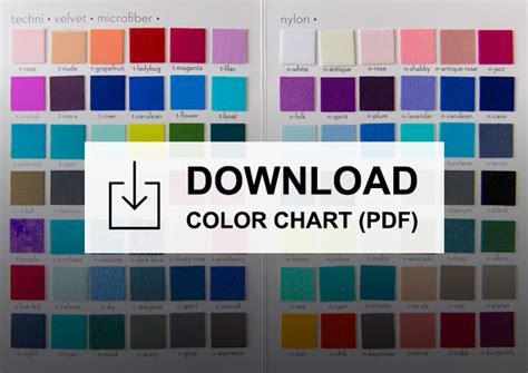 yumiko color chart master color chart yumiko dancewear