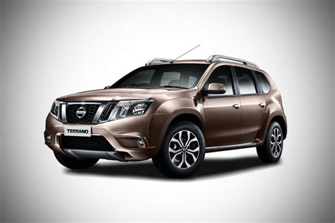 2017 Nissan Terrano launched in India at INR 9.99 Lakh ...