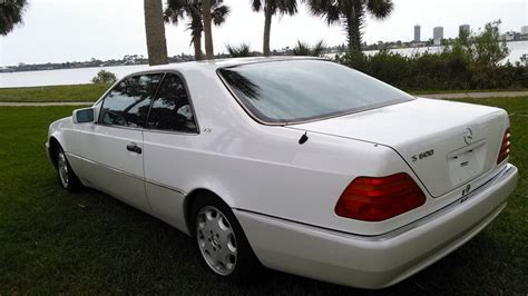 1995 mercedes s600 coupe for sale