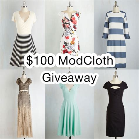 100 modcloth giveaway covered stylecovered style - Modcloth Giveaway