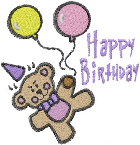 happy birthday thermocol design happy birthday embroidery designs machine embroidery