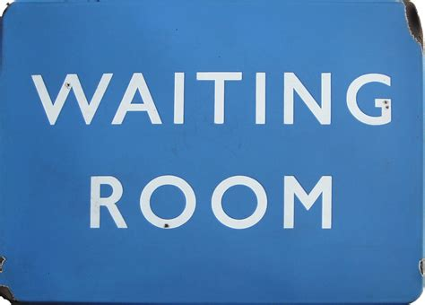 waiting room signs 25 october 2014 devotion