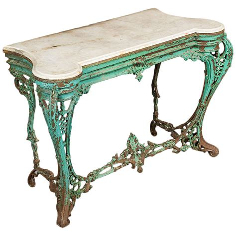 cast iron console table 1062540 l jpg