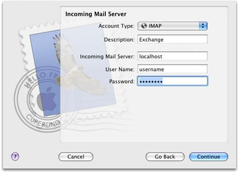 imap port 143 davmail pop imap smtp caldav carddav ldap exchange gateway
