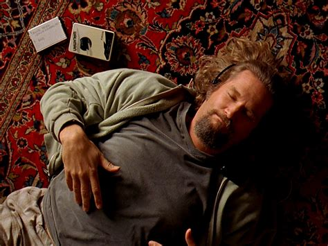 The Rug From The Big Lebowski by Burwell On Writing The Soundtrack To The Coen