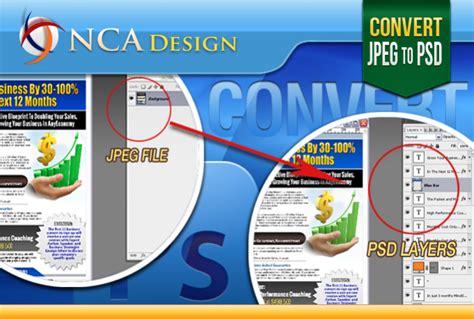 nca design indonesia convert jpeg into psd layers fiverr