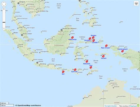 samsung dive italia manado indonesia map