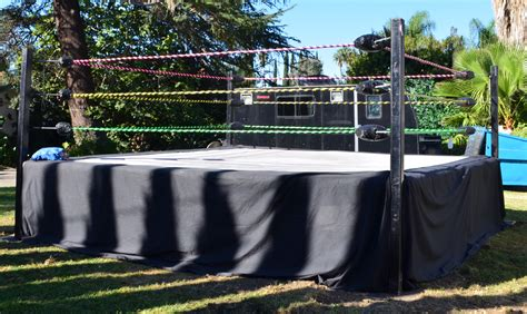 backyard wrestling ring backyard ring for sale cheap 28 images how to make a