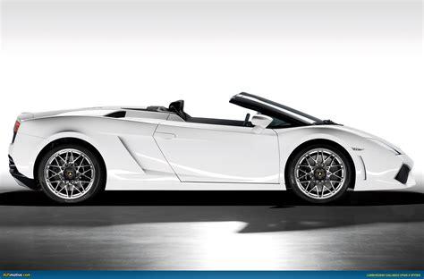 Lamborghini Gallardo Lp560 Spyder Ausmotive 187 Gallardo Lp560 4 Drops Its Top