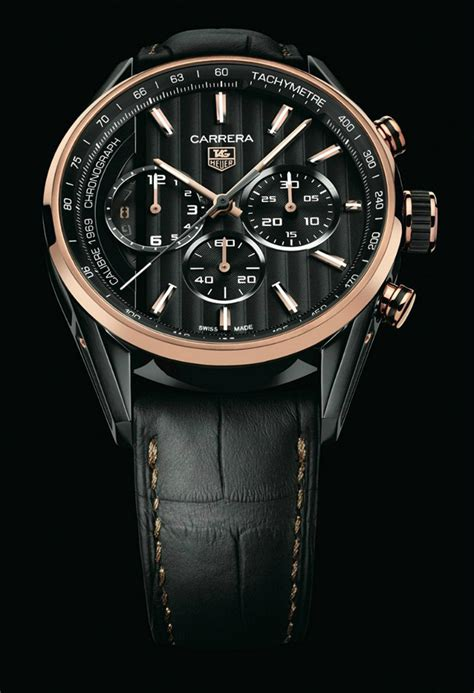 Tag Heuer Skeleton Leather Rbgn 03 tag heuer presents calibre 1969 limited edition