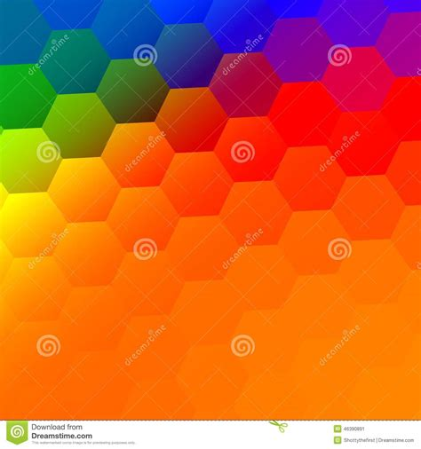 Pliko Creative Clasic Orange Green Blue abstract colorful background green blue stock