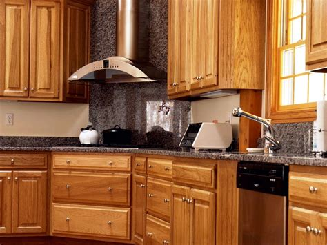Wood Kitchen Cabinets Pictures Options Tips Ideas Hgtv Kitchen Furniture For Small Kitchen