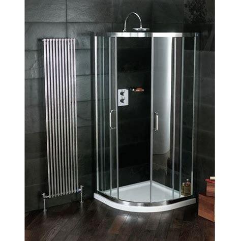 Atlas Shower Doors Atlas Quadrant With Sliding Doors 800 Bathstore