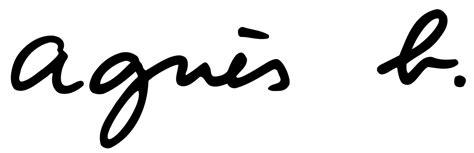Logo Agnes File Agnes B Logo Svg