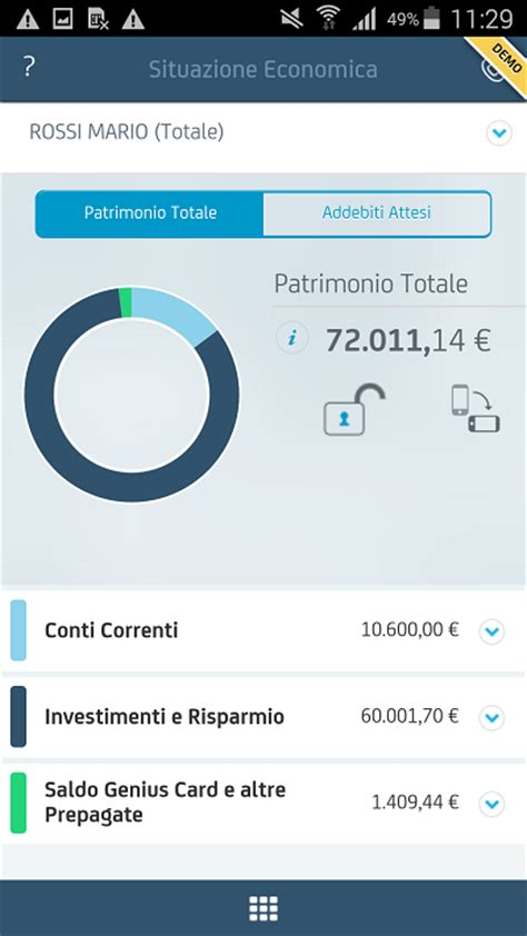 unicredit banca via privati app banca unicredit per smartphone iphone e android