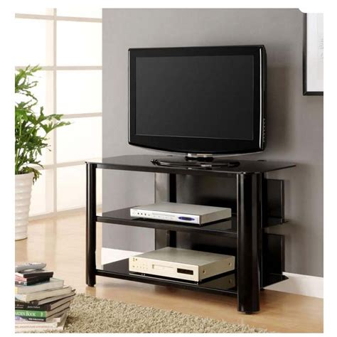 flat screen tv stands innovex oxford series 46 inch flat screen tv stand black