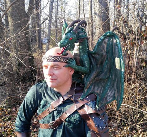 pattern blue dragonscale shoulders pdf pattern woodland shoulder dragon