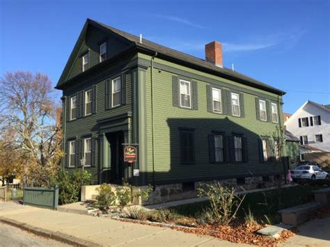 the lizzie borden house lizzie picture of lizzie borden house fall river tripadvisor