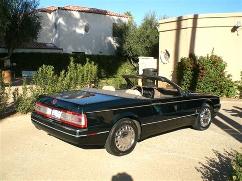 manual cars for sale 1993 cadillac allante interior lighting 1993 cadillac allante convertible 6900 selling assistant consignment vehicles for sale