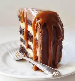 schoko karamell kuchen salted caramel chocolate fudge cake viral pictures of