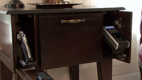under desk gun safe best hidden gun cabinet furniture home design ideas