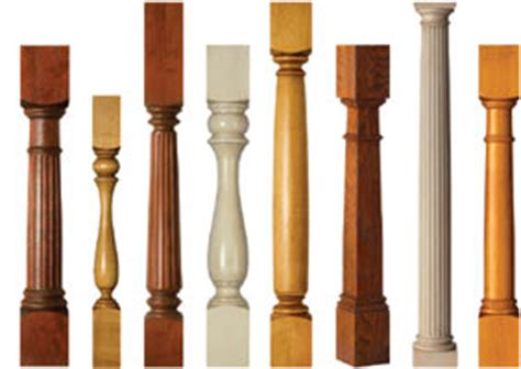 great website for table legs wood columns interior wood