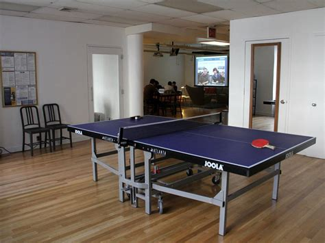 Room Needed For Ping Pong Table by 15 Coolest Offices In Tech Business Insider