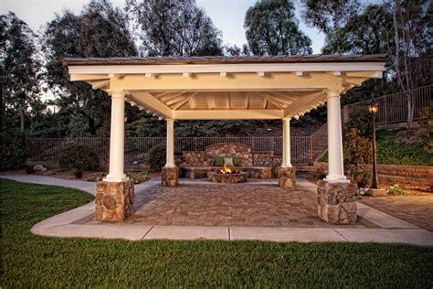 Wood Tellis Patio Covers Galleries Western Outdoor Design