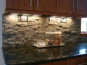 Ledger Stone Backsplash - unique kitchen backsplash ideas modern magazin
