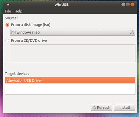 cara membuat usb bootable windows 7 di ubuntu cara membuat bootable windows di ubuntu it jurnal com