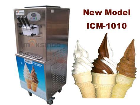 Di Jual Murah Fries Barang Berkualitas mesin es krim 3 kran standing icm 1010 toko mesin maksindo