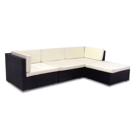 Corner Sofa Garden Furniture Outdoor Rattan Sofas