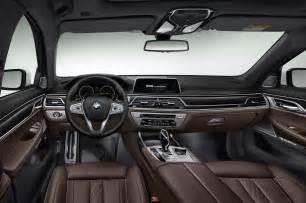 2016 bmw 750li xdrive interior cockpit 03