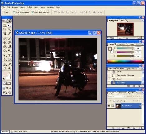 membuat video gelap menjadi terang tips membuat foto lebih terang di photoshop