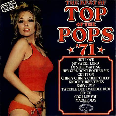 Top Hits Koreanpop Indo Pop top of the pops the best of top of the pops 71 uk vinyl