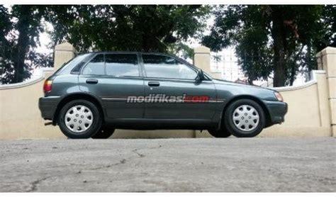 Karpet Mobil Toyota Starlet jual toyota starlet kapsul ep81 se limited 1991