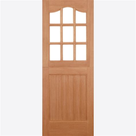 78x30 Exterior Door Stable 9l Bridgtown Doors