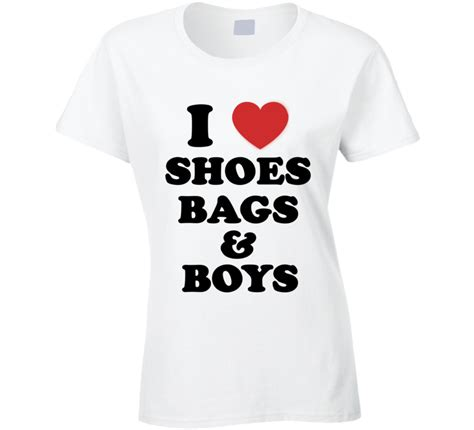 Copy With This I Shoes Bags Boys T Shirt by I Shoes Bags And Boys Quoted
