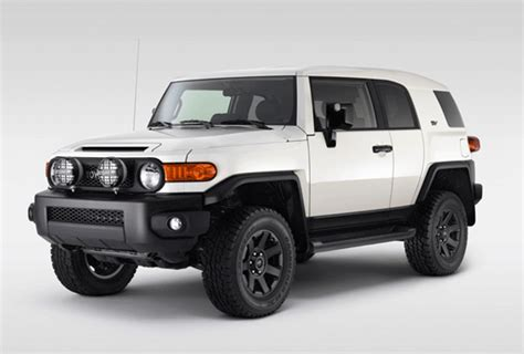 toyota cruiser white el toyota fj cruiser regres 243 a colombia caracter 237 sticas