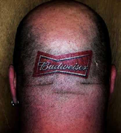 budweiser tattoo tuesdays are for fails gallery worldwideinterweb