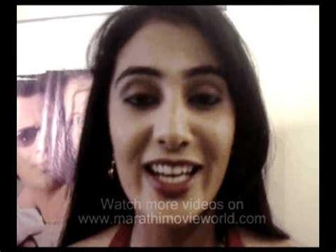 sai lokur debut sai lokur speaks about her debut marathi film platform