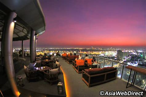 top bars bangkok top 20 rooftop bars in bangkok 2018 bangkok nightlife