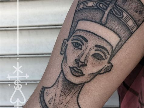 queen nefertiti tattoo top nefertiti tattoofree images for tattoos