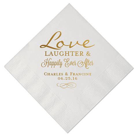 Personalized Napkins - 100 personalized napkins personalized napkins bridal shower